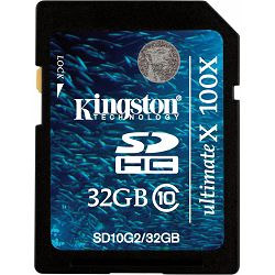 SD 32GB Kings CL10