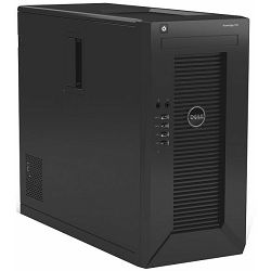 Server DELL T20, Intel Xeon Quad Core E3-1225v3 3,2 GHz, 1x4 GB UB LV 1600 MHz, Intel Rapid Storage