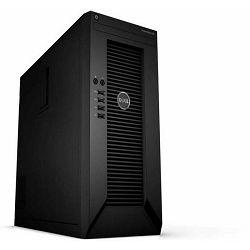 Server DELL T20, Intel Xeon Quad Core E3-1225v3 3,2 GHz, 1x4 GB UB LV 1600 MHz, 2x1TB HDD