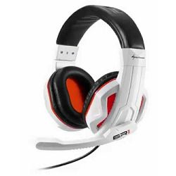 Sharkoon Rush ER1 stereo slušalice sa mikrofonom, dužina kabela : 2.4 m
