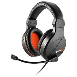 Sharkoon Rush ER3 stereo crno-narančaste