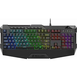 Sharkoon Skiller SGK4 gaming tipkovnica RGB