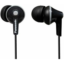 Slušalice Panasonic RP-HJE125E-K, black, in-ear