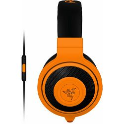 Razer Kraken Mobile orange, Headphones (On-Ear), RZ04-01400400-R3M1