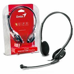 Slušalice s mikrofonom Genius 200C