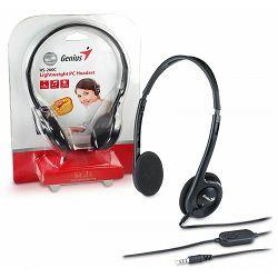 Slušalice s mikrofonom Genius HS-200C