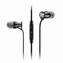 Slušalice Sennheiser Momentum In-Ear G for Android Black Chrome, 506815