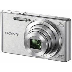 SONY DSC-W830S Silver