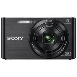 Sony DSC-W830B, Kompaktni fotoaparat, Vrsta objektiva: Vario-Tessar s 8 elemenata u 7 grupa , Pribl