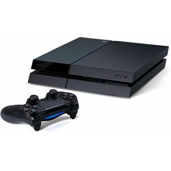 Sony Playstation 4 - 500GB, black, igra Until Dawn gratis