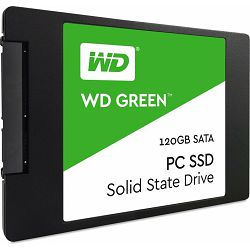 SSD 120GB Western Digital WD Green PC SSD SATA 2.5