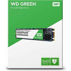 WD SSD 240GB M.2 Green, WDS240G2G0B