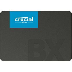 Crucial SSD 480GB BX500, SATA3, CT480BX500SSD1