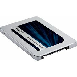 Crucial SSD 500GB MX500, SATA3, CT500MX500SSD1