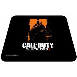 SteelSeries QcK Call of Duty Black Ops II - orange Soldier Edition (67264)