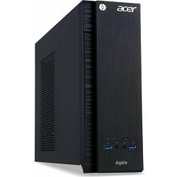 Stolno računalo Acer Aspire XC-704, Celeron Quad N3150, 4GB DDR3, 1TB SATA 7200rpm, Intel HD Graphics, DVD