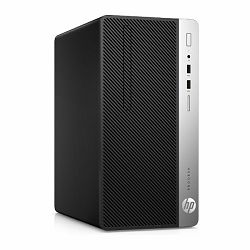 HP ProDesk 400 G4 MT, i5-6500/256GB SSD/4GB/W10Pro64, 1QM22EA