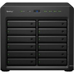 Synology DS3617xs, 16GB RAM, 4x Gb LAN