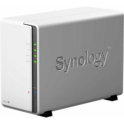NAS Synology Diskstation DS216J, GbLAN