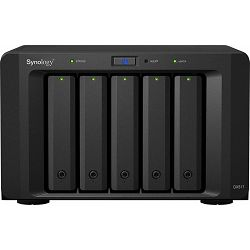 Synology DX517, Expansion Unit, jedinica za prihvat do 5 diskova