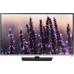 Samsung LED TV 48H5000 FHD SLIM LED TV. Black Front. Narrow Bezel. FHD 1080p. 100 Hz CMR. Wide Colo