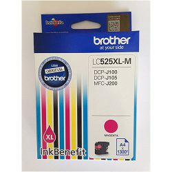 Tinta Brother LC-525XL Magenta