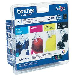 Brother LC-980 multipack+papir
