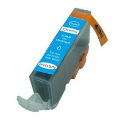 Tinta Canon CLI-521C Cyan chip Orink