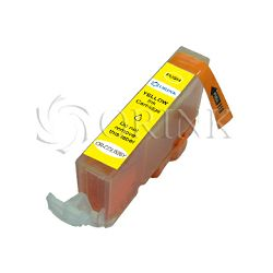 Tinta Canon CLI-526Y Yellow chip Orink