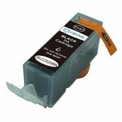 Tinta Canon PGI-520BK crna pigmentna, za Pixma 3600/4600/MP540, zamjenska ORINK