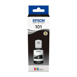 Tinta Epson 101, C13T03V14A, EcoTank Black ink bottle
