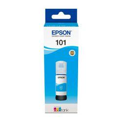 Tinta Epson 101, C13T03V24A, EcoTank Cyan ink bottle