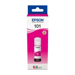 Tinta Epson 101, C13T03V34A, EcoTank Magenta ink bottle