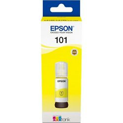 Tinta Epson 101, C13T03V44A, EcoTank Yellow ink bottle