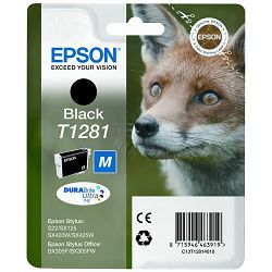 Tinta Epson T1281 Black