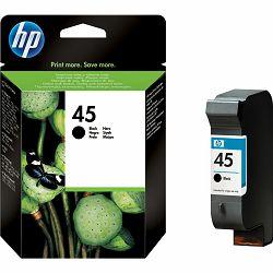 Tinta HP 51645A no. 45 Black