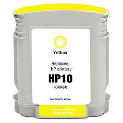 Tinta HP C4842AE no. 10 Yellow Orink