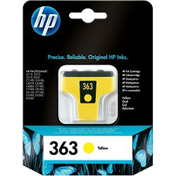 Tinta HP C8773EE no. 363 Yellow