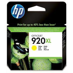 Tinta HP CD974AE no, 920XL Yellow Orink