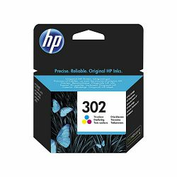 Tinta HP F6U65AE no. 302 Color