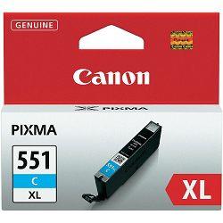 Tinta Canon CLI-551C XL Cyan