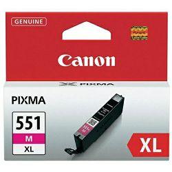 Tinta Canon CLI-551M XL Magenta