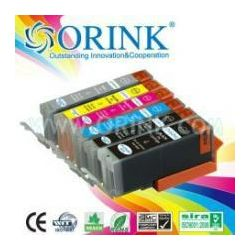 Tinta Canon CLI-571M XL Magenta chip Orink