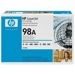 Toner HP 92298A no.98A