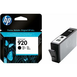 Toner HP CD971AE, No. 920, Ink Cartridge, Black, za Officejet 6000n