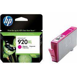 Tinta HP CD973AE no. 920XL Magenta