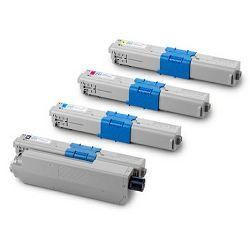 Oki toner C301/C321/MC332/MC342 Y 1.5k