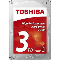 HDD 3TB Toshiba P300 High-Performance, 3.5