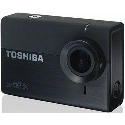 Toshiba Camileo X-Sports, Rezolucija Foto: 12MP (4.000 x 3.000)/8MP (3264 x 2448)/5MP (2.592 x 1.94