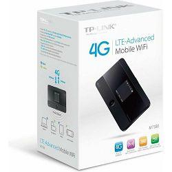 TP-Link M7350 4G Mobile Router, 150Mbps Wi-Fi, interni 4G modem, LTE+HSPA, utor za SIM/microSD karticu, 1.4